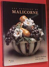 Les Faiences de MALICORNE, Collections, manufacture, Faïencerie Décors, Deschang