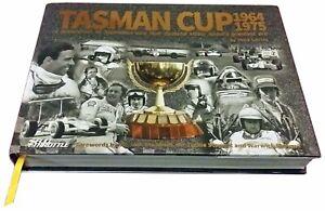 THE TASMAN CUP BOOK 1964 TO 1975 Road Racing Book