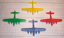 Multiple Products Toymakers MPC USAF Plane Boeing B-17 Flying Fortress Bomber