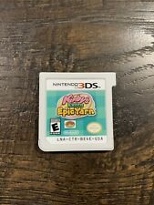 Authentic Kirby's Extra Epic Yarn (Nintendo 3DS, 2019) - Cartridge Only