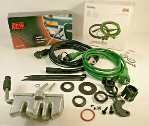 Engine Heater KIT 230V DEFA 411543 RENAULT SAFRANE 2.0 / 2.5 1996+ VOLVO 850 960