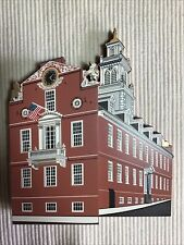 Shelia's Collectibles -Old State House- Boston, Mass./Signed A/P.