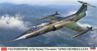HASEGAWA F-104 STARFIGHTER GDJ TAIWAN AIR FPORCE 1/48 Plastic model