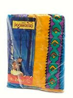 DISNEY Vintage Pocahontas Window Valance 80x14 NEW