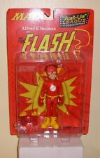 DC Direct Mad Series 1 Alfred E Newman Flash Just Us League Stupid Heroes MOC