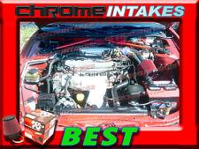 K&N+BLUE RED 90-99 TOYOTA CELICA ST/GT/GTS 1.6L 1.8L 2.2L AIR INTAKE KIT