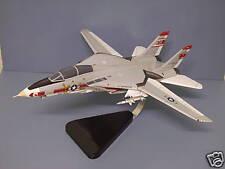 F-14 Tomcat Wolfpack F14 Wood Airplane Model Regular