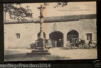 2141.-BURGOS -2 Pórtico de la Cartuja de Miraflores.