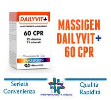 MASSIGEN DAILYVIT+ 60CPR INTEGRATORE MULTIVITAMINICO