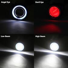 Projector Headlight High Low Beam Angel Devil For Honda CBR 900 929 954 1000 RR