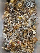 💥925 Stamped RINGS Lot💥ALL GOOD Wear Resell Vintage Now 3 Pcs~all styles sizes