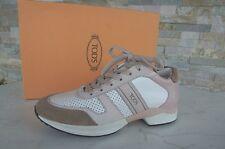 Tods Muerte´s Gr 36 Zapatillas Cuña Zapatos de cordones zapatos multicolor nuevo