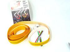 Vintage Handlebar tape Yellow Pelten Shade graduating 1980-90's Bike NOS