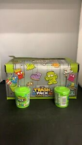 The Trash Pack 2011 Series 1 (2-Pack) Sealed Green Can (Spanish)