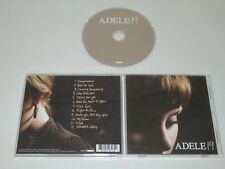 Adele / 19 (XL Recordings 634904031329) CD Album