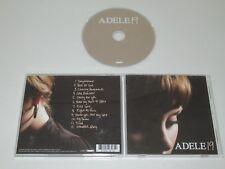 ADELE/19(XL RECORDINGS 634904031329) CD ALBUM