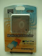 Transcend Multi Card Reader TS-RD13S Electronic NEW