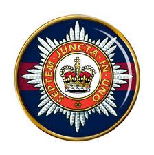 Household Division, British Army Pin Badge