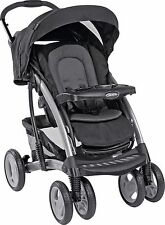 Graco Quattro Tour Deluxe Oxford Travel System Single Seat Stroller