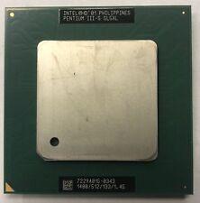 Intel Pentium III 1.4GHz-S Desktop CPU Processor- SL5XL