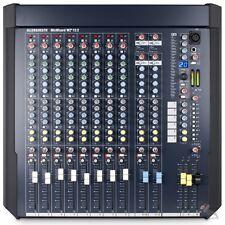 Allen & Heath Mixwizard WZ412:2 Desk/Rack Mountable Mixing Console Mixer