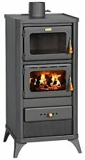 Wood Burning Stove Oven Cooking Stove Cooker Fireplace 12kw Prity FME