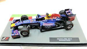 Formula 1 One F1 Gp Red Bull RB9 Vettel Scale 1/43 Model Car diecast IXO