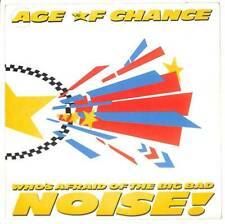 """Age Of Chance - Who's Afraid Of The Big Bad Noise! - 7"""" Vinyl Record Single"""