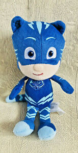 """PJ Masks Catboy Blue Official Just Play 8.5"""" Small Soft Toy Cuddly Plush"""