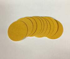 Silicone Rubber Disc, 51mmdia x 1mmthk, adhesive backed, pack of 10