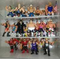 wwf Hasbro Choose your loose wrestling Figure wwe