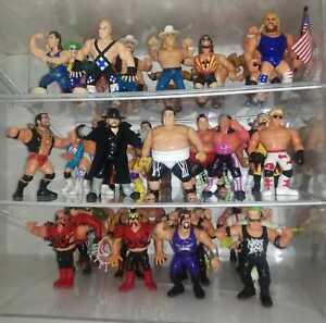 wwf Hasbro Choose your loose wrestling Figure wwe