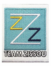 The Life Aquatic Team Zissou Logo IRON ON Life Aquatic Team Costume Patch