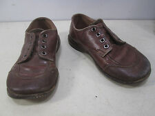 """Vintage 6"""" Red Goose Boys Leather Shoes w/arch lifts"""