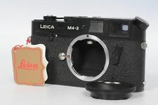 Leica M4-2 Black Camera Body                                                #388