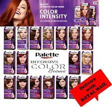 COLOR ***Schwarzkopf Palette Intensive Permanent Color Creme Hair Blond, Red