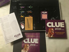 CLUE DVD Game Hasbro
