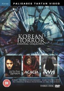 Korean Horror Triple Pack [DVD]