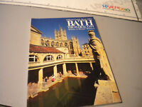 Official Guide Book 1982 Bath The Floral City Britain IN Bloom Winners