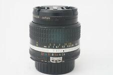 Objectif Nikon Nikkor 24mm 2,8 Ais - Etat moyen mais parfaitement fonctionnel