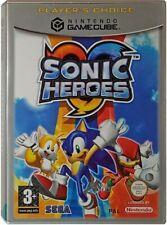 Nintendo Gamecube: Sonic Heroes - Players Choice