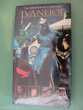 Ivanhoe VHS 1998 Sir Walter Scott James Mason Anthony Andrews NEW Sealed