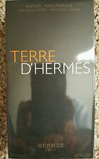 Terre D'hermes by Hermes Men 100% AUTHENTIC Eau De PARFUM  6.7 oZ/ 200 mL Spray