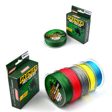 New 100M 4 Stands Super Strong PE Braided Sea Fishing Line Multifilament Angling