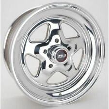 Weld Racing 96 56206 Pro Star 15x6 Wheel Rim Polished New