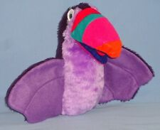 "Plush Hand Puppet-Toucan Bird 13""-Tropical,Zoo Cartoon-Teaching Story-Music time"