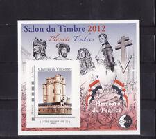 BLOC CNEP 61  salon du timbre Paris   2012  !