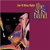 The S.O.S. Band - One of Many Nights - CD Digipak (2013) - NEW