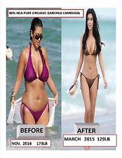 Garcinia Cambogia Melt 100% Pure Extract 80% HCA FAT BURNER WEIGHT LOSS DIET