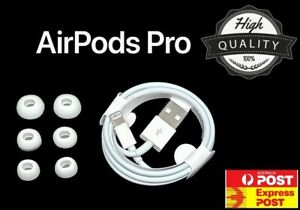 Replacement Memory Foam Earbuds Ear Tips For AirPods Pro Headset Earphone Cable